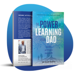 The Power of Learning from DAD Book