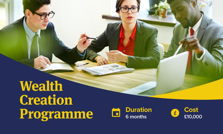 Wealth Creation Programme